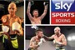 boxing news: kevin hooper excited for british title clash live on...