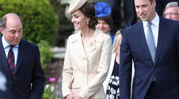 duke and duchess of cambridge attend a garden party at hillsborough castle