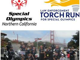 thursday in marin county: special olympics law enforcement torch run