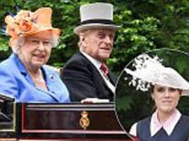 the queen joins ladies day at royal ascot