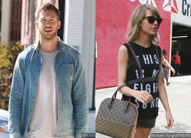 calvin harris 'feels betrayed' by taylor swift after she's caught kissing tom hiddleston