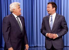 watch jay leno return to 'tonight show' to tell political jokes in monologue
