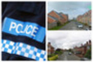 thieves strike twice in north nottinghamshire village car raids