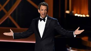 seth meyers' feud with donald trump is a long time coming