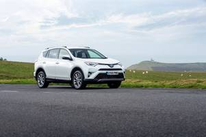 toyota rav4 hybrid review: it's a double top