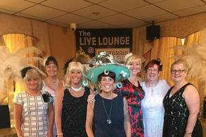 a rhondda labour club hosted its own ladies' day and it was just as glamorous as royal ascot