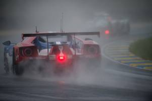 24 Hours of Le Mans Update: Weather Wrecks the Best-Laid Plans