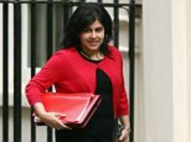 tory peer baroness warsi switches to the remain camp days before referendum vote
