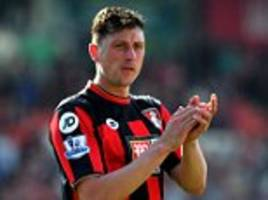 aston villa make tommy elphick their first signing of the tony xia era as former bournemouth skipper signs three-year deal