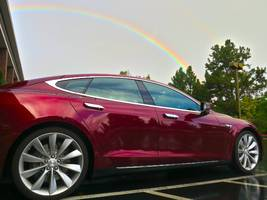 elon musk says the tesla model s can transform into a boat — sort of (tsla)