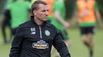 Celtic's Champions League opener 'will not worry Brendan Rodgers'