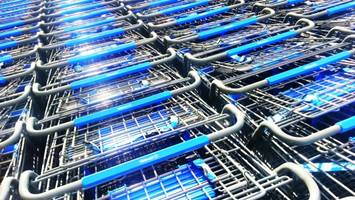 Walmart is turning its shopping carts into robots that follow you