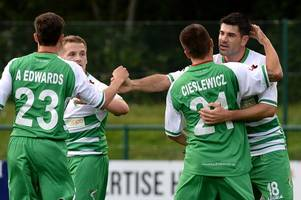 welsh premier winners the new saints face san marino opposition in opening match of champions league