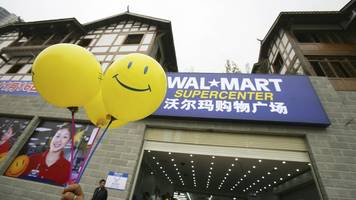 Walmart announces Chinese partnership with JD.com