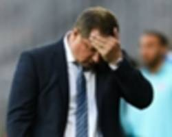 Vrba disappointed with display after Czechs crash out