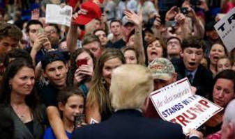 my vote's up for grabs - a millennial's advice to trump