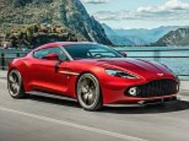 How Aston Martin plans to topple Ferrari: Classic British marque places its hopes in Chelsea tractor 4x4 and a full electric model