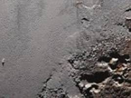 pluto could still have liquid water lurking under its icy surface