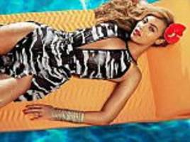 No Beyonce boost for H&M: Superstar's ad campaign struggles to drum up demand as cold weather puts dent in sales