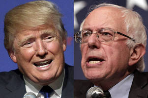 Trump to pick up Sanders supporters?