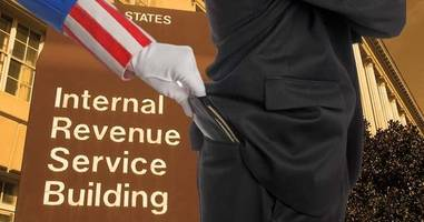 IRS Admits To Illegally Seizing Bank Accounts; Agrees To Give The Money Back