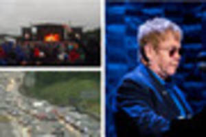 exeter wespoint learns lessons from elton john traffic chaos -...
