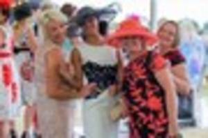chelmsford city racecourse hosts second annual ladies' day...