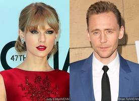 Taylor Swift and Tom Hiddleston Spotted Holding Hands After Selena Gomez's Concert