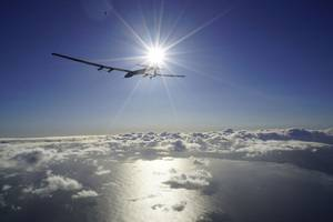 Solar Impulse 2 completes first ever solar-powered Atlantic flight