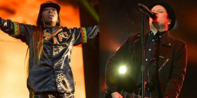 missy elliott and fall out boy cover <i>ghostbusters </i> theme: listen