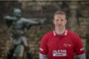 preparation for rio on track, says richard whitehead as he and...