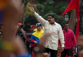 Venezuelans Gather Enough Signatures For Presidential Recall Referendum