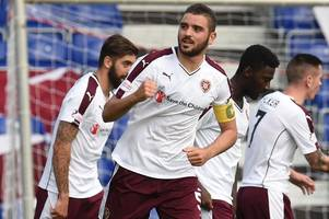 i'm fasting off the field but want a euro football feast on it says hearts alim ozturk