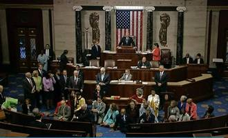 Social Media Boosts Democrats at House Sit-In, But Will It Make a Difference in Gun Control?