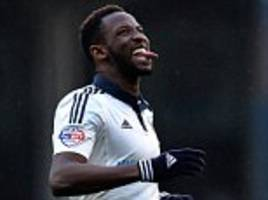 Celtic join Arsenal, Liverpool and Tottenham on trail of Fulham striker Moussa Dembele