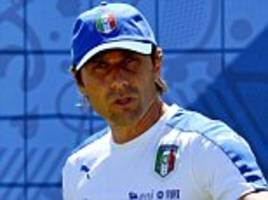chelsea set new boss antonio conte top-four target as club aims for swift champions league return