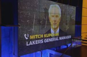 mitch kupchak joins 'the herd' - full interview