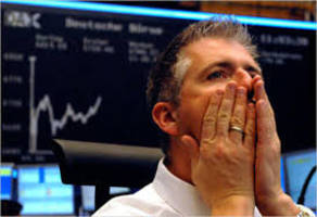 it's scary, and i've never seen anything like it - where markets are the morning after