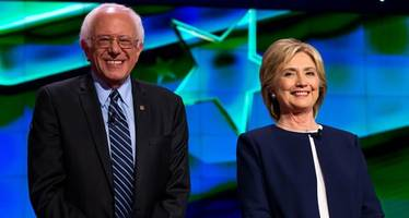 what changed? bernie sanders will vote for hillary, less than 24 hours after saying no