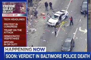 Baltimore Police Spox Slams MSNBC For Deceptive, 'Absolutely Irresponsible' Report