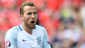 Euro 2016: England striker Harry Kane 'not tired' and ready for Iceland