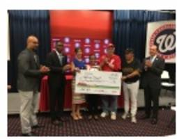 batter up: toyota spotlights youth programs at annual congressional baseball game