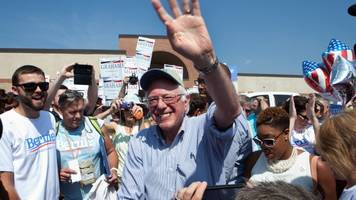this is why sanders is voting for clinton but is staying in the race