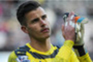 karl darlow 'excited' about facing former club nottingham forest...