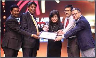 jet airways conferred 'international cargo airline of the year' at 4th gmr-igi airport awards 2016