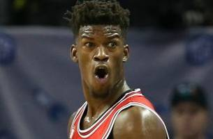 The Chicago Bulls are denying all of those Jimmy Butler trade rumors