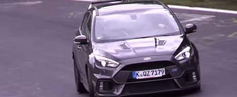 focus rs500 makes video debut, gets ready to fight rs3 and a45