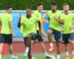 boost for germany as boateng trains ahead of last 16