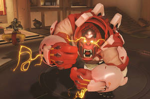 quitters never win: leave mid-game in overwatch too often and you could be banned for a season