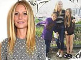i worry about my 12-year-old in a mini-skirt, says gwynnie: actress fears girls are being brainwashed by post-feminist imagery